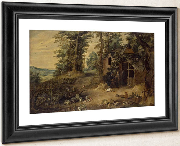 A Landscape By David Teniers The Younger