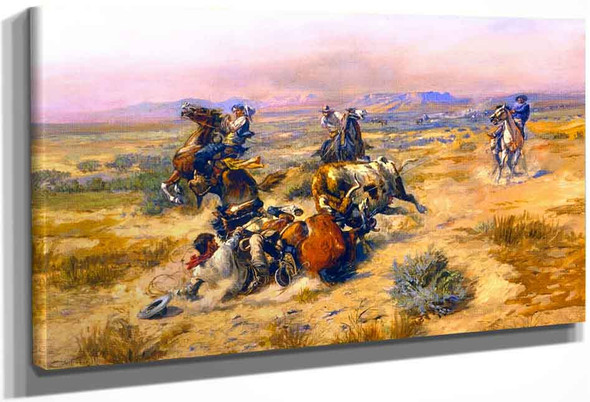 A Strenuous Life By Charles Marion Russell