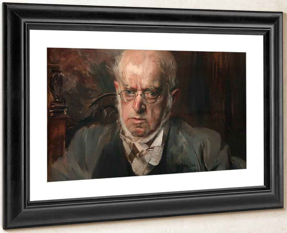 Adolf Friedrich Erdmann Von Menzel By Giovanni Boldini By Giovanni Boldini