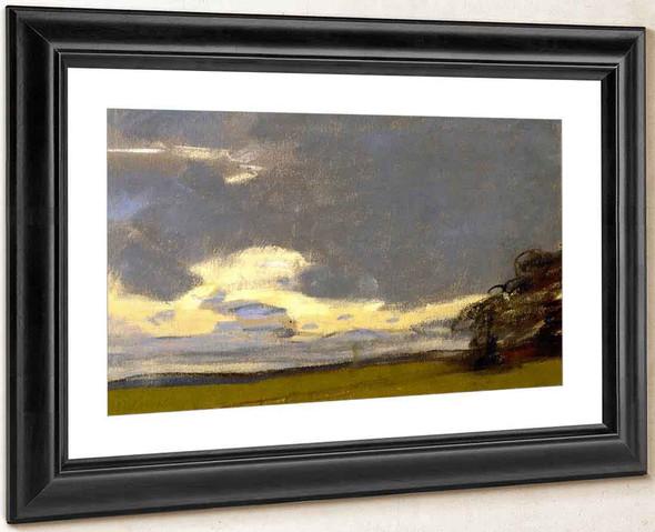 After The Rain By Claude Oscar Monet
