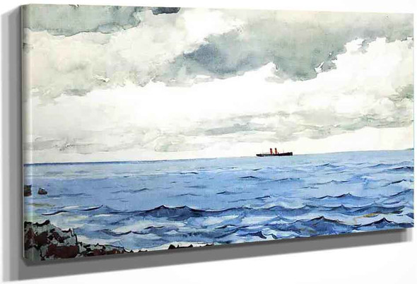 Bermuda By Winslow Homer
