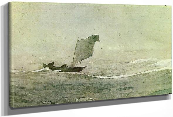 Blown Away By Winslow Homer