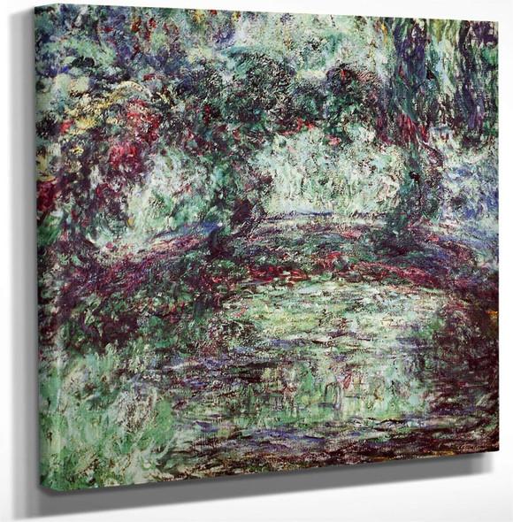 The Japanese Bridge5 By Claude Oscar Monet Art Reproduction