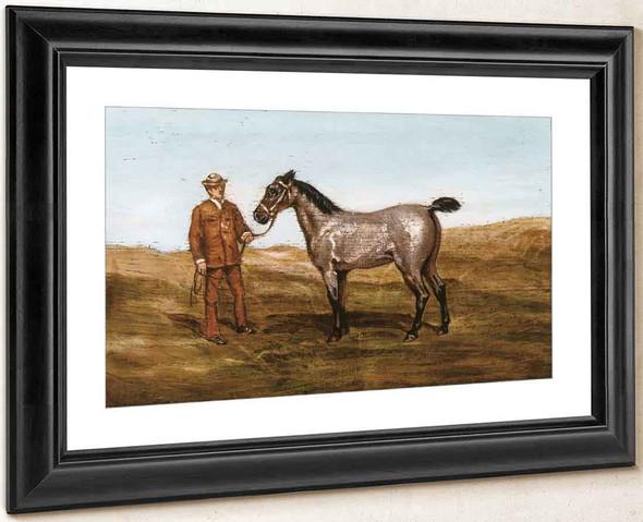 Bruno By Henri De Toulouse Lautrec