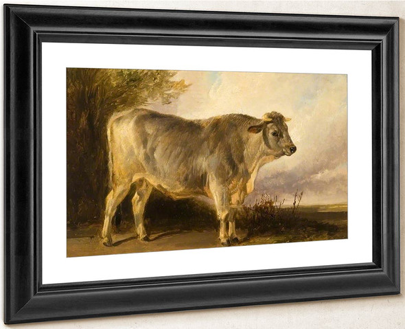Bull By Thomas Sidney Cooper By Thomas Sidney Cooper