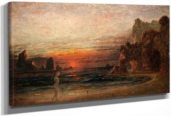 Calypso's Grotto By Francis Danby