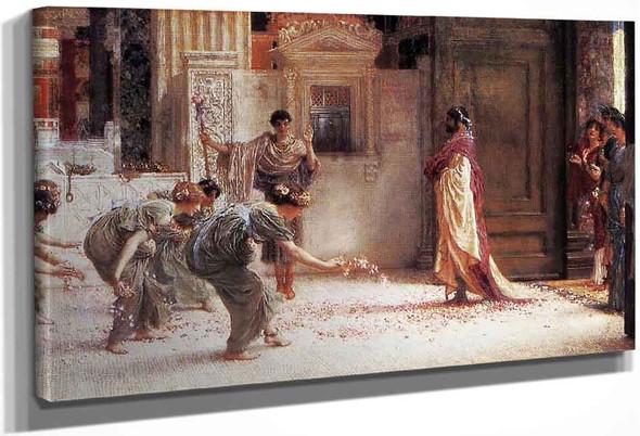 Caracalla By Sir Lawrence Alma Tadema
