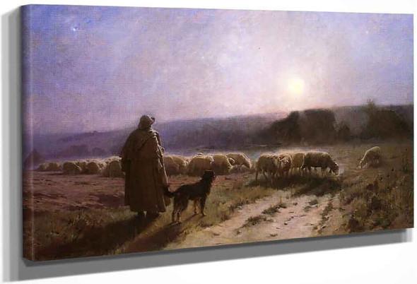 Evening By Paul Serusier
