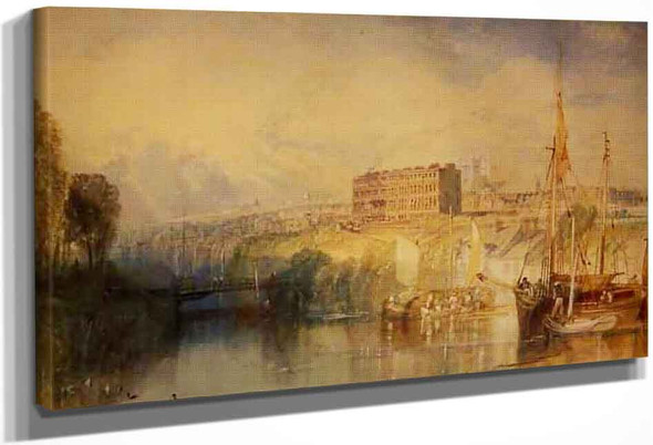 Exeter By Joseph Mallord William Turner