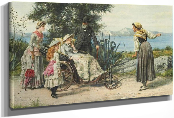 Memories By George Goodwin Kilburne By George Goodwin Kilburne