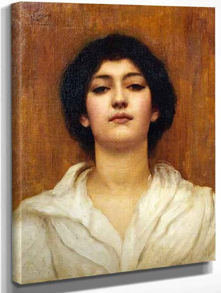 A Beauty By John William Godward
