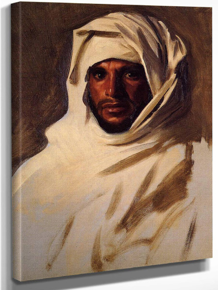 A Bedouin Arab By John Singer Sargent Art Reproduction