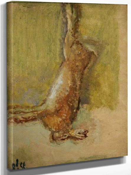 A Dead Hare By Walter Richard Sickert By Walter Richard Sickert
