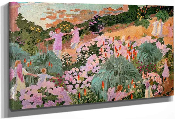 Paradise By Maurice Denis