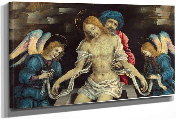 Pieta By Filippino Lippi