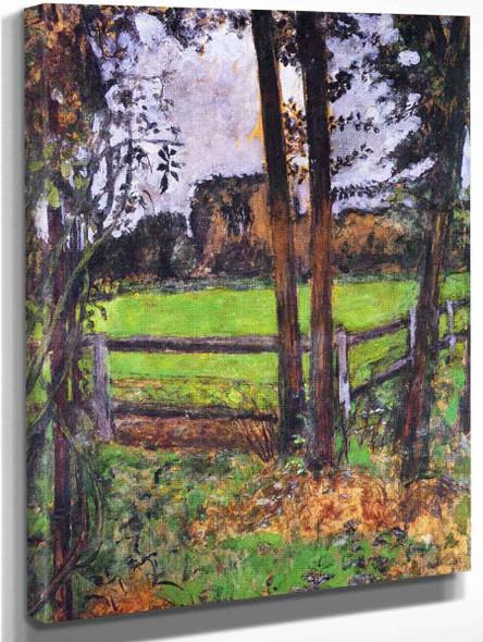 A Meadow By Edouard Vuillard