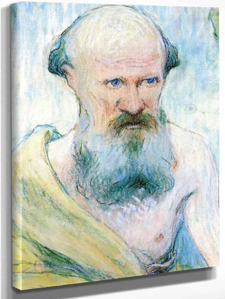 A Prophet By Claude Emil Schuffenecker