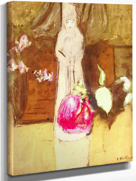 A Statuette By Edouard Vuillard