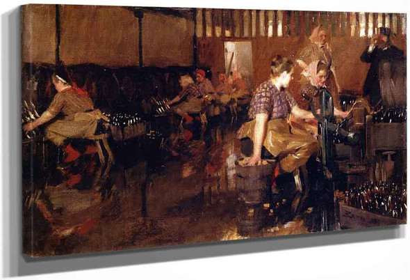 The Little Brewery By Anders Zorn