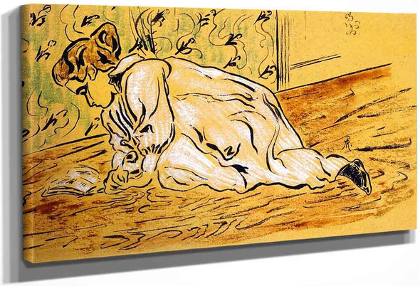 The Reader By Paul Ranson