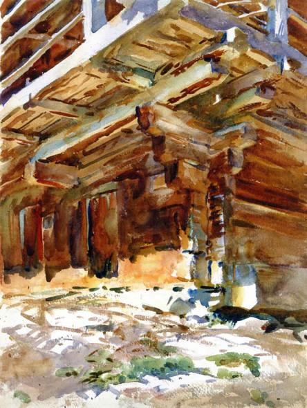 Abries By John Singer Sargent By John Singer Sargent