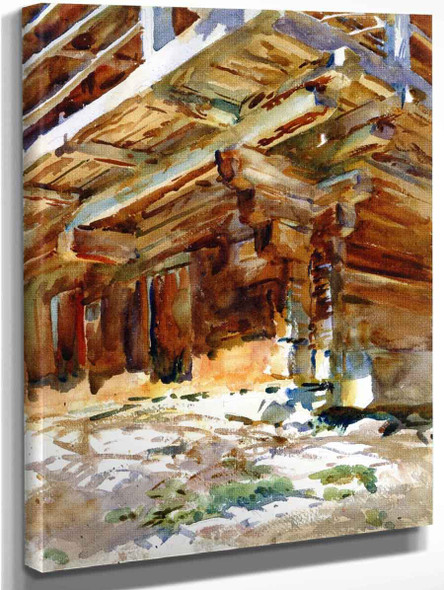 Abries By John Singer Sargent Art Reproduction