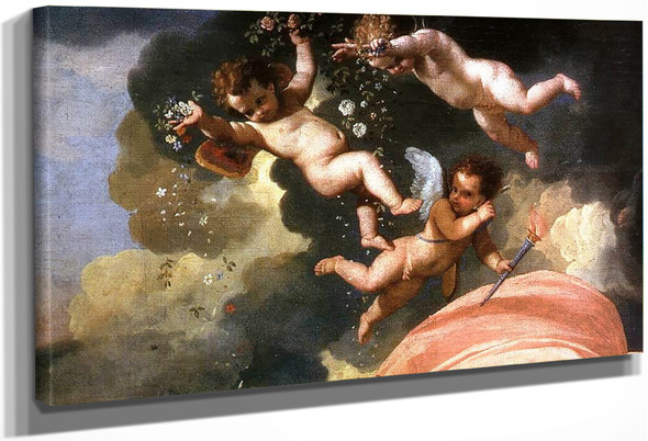 The Triumph Of Neptune By Nicolas Poussin