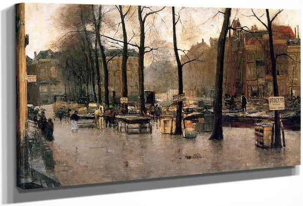 Veerkade Den Haag By Floris Arntzenius