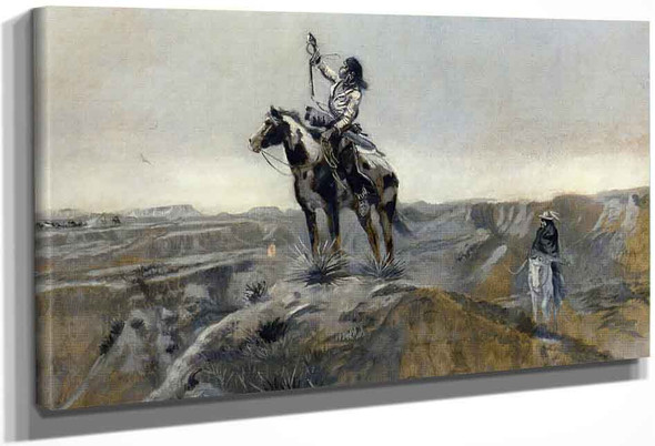 War By Charles Marion Russell