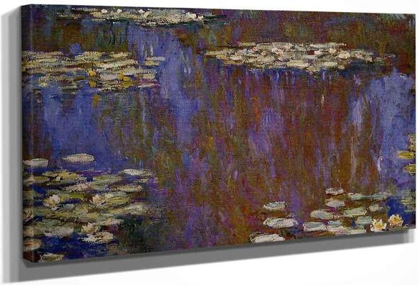 Water Lilies2 By Claude Oscar Monet