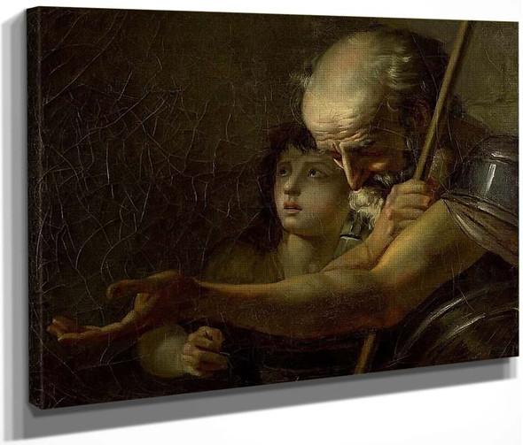 Belisarius  By Jacques Louis David By Jacques Louis David
