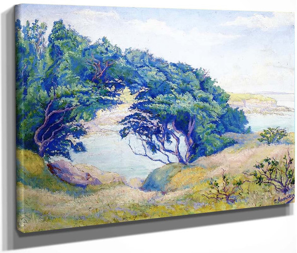 By The Sea, Brittany By Paul Ranson