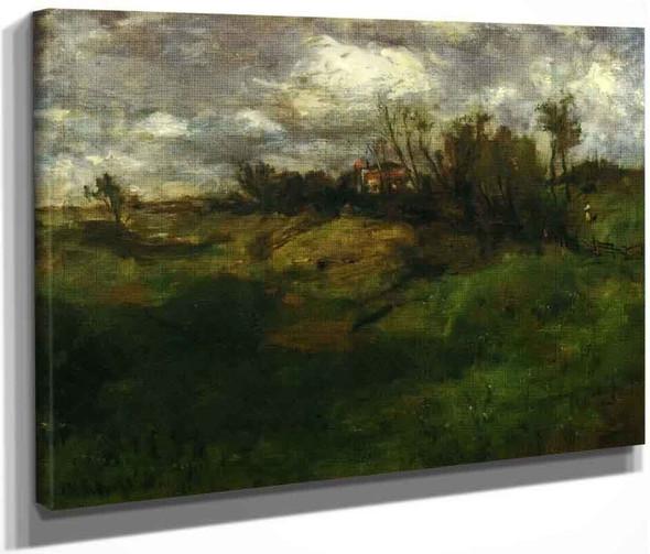 Cincinnati Landscape By John Twachtman