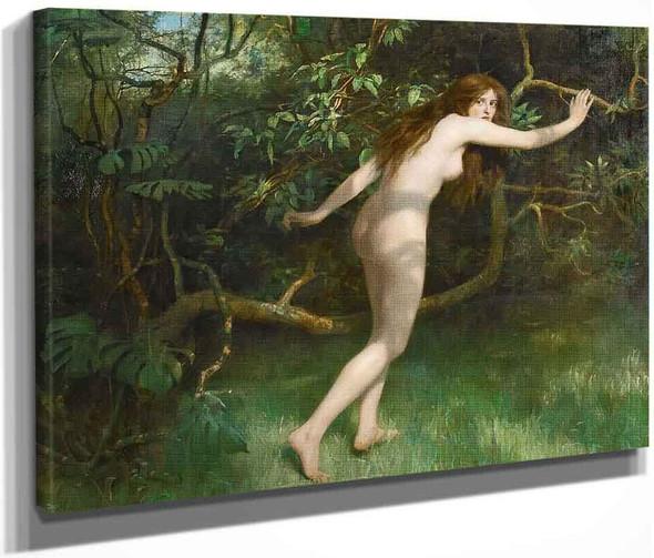 Eve By John Maler Collier By John Maler Collier