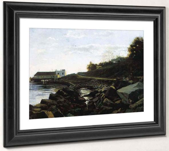 Fort Lee By Jules Tavernier