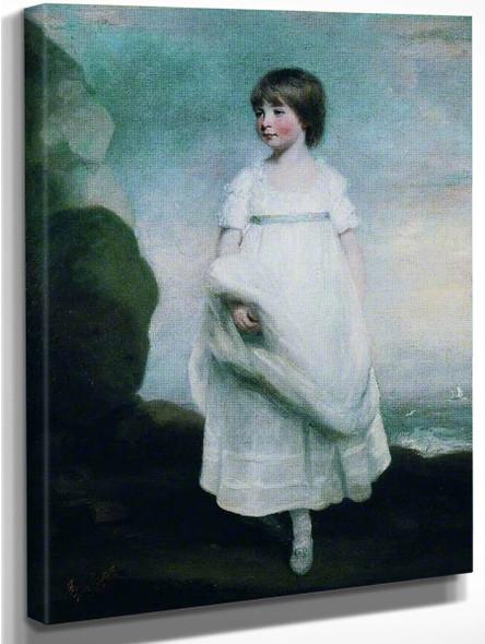 Anna Isabella Milbanke  By John Hoppner