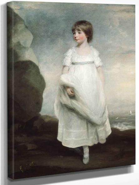 Anne Isabella Milbanke, Later Lady Byron By John Hoppner