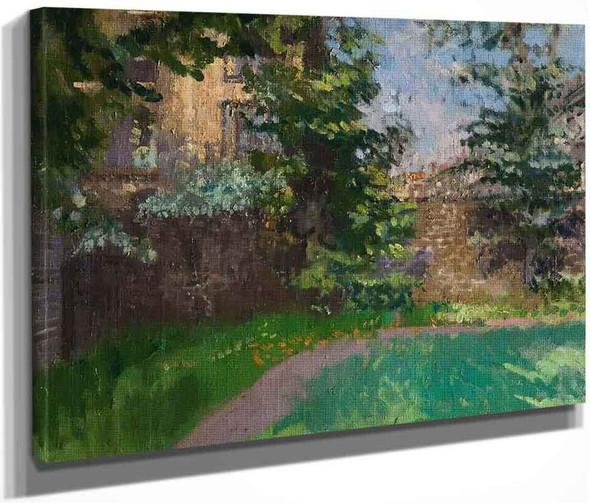 Hampstead, London By Walter Richard Sickert By Walter Richard Sickert
