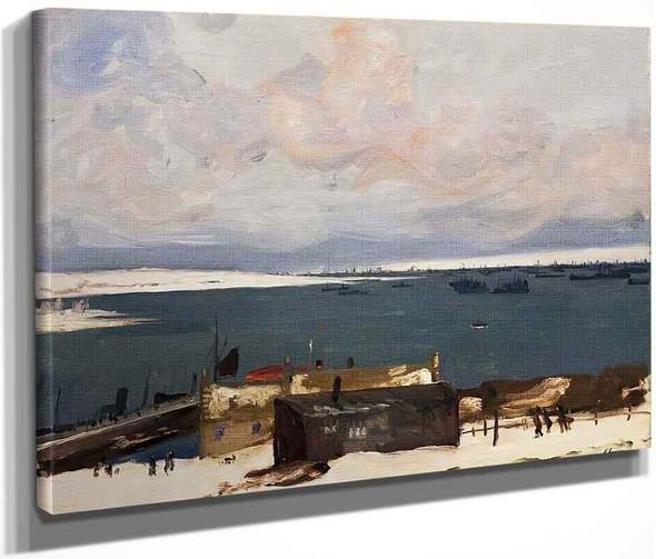 Long Hope Orkney By Sir John Lavery, R.A. By Sir John Lavery, R.A.