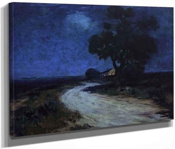 Moonlight In South Texas By Julian Onderdonk By Julian Onderdonk