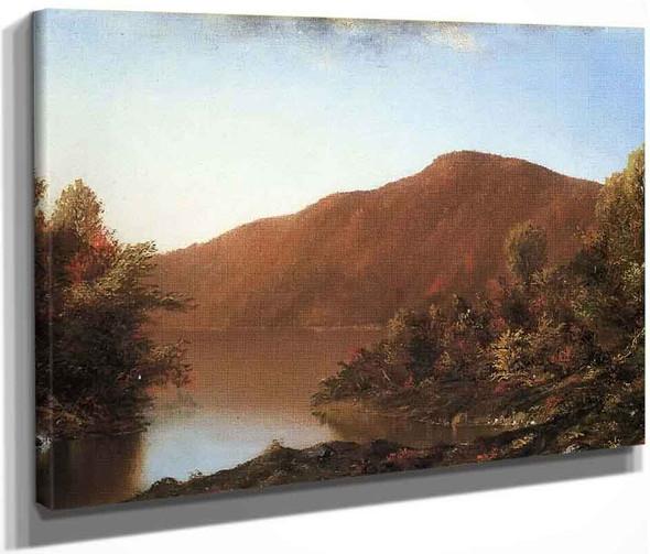 Mount Merino In The Catskills By William Mason Brown