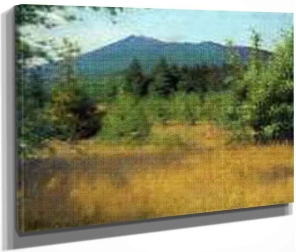 Mount Monadnock 1 By Frank W. Benson By Frank W. Benson
