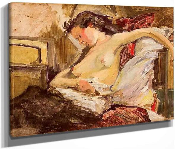 Nude By Stanislaw Wyspianski