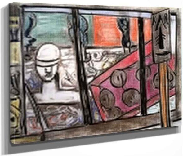 Optitians Shop By Max Beckmann By Max Beckmann