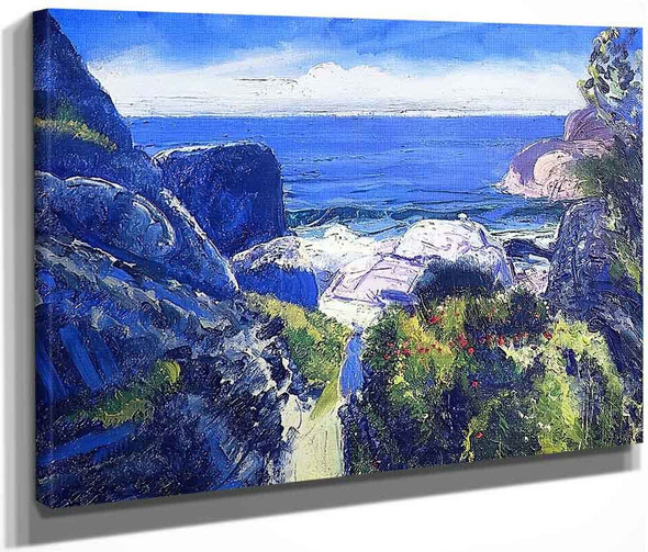 Paradise Point By George Wesley Bellows By George Wesley Bellows