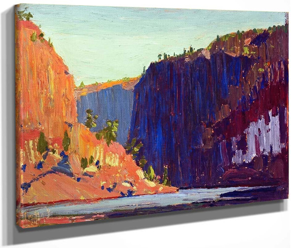 Petawawa Gorges1 By Tom Thomson(Canadian, 1877 1917)