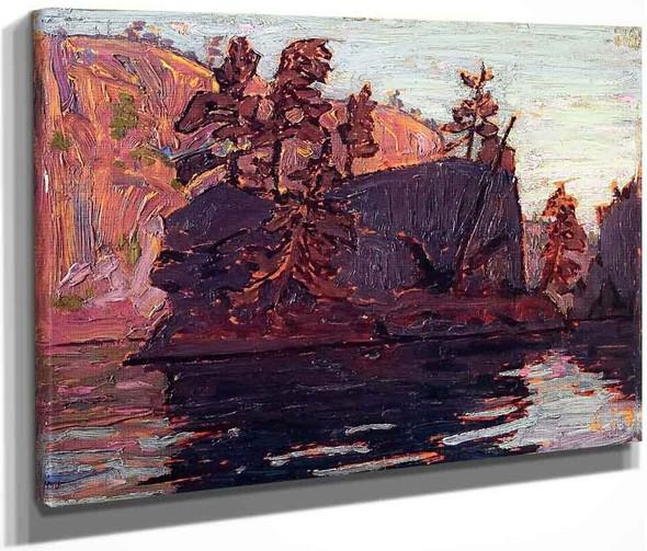 Petawawa Gorges By Tom Thomson(Canadian, 1877 1917)
