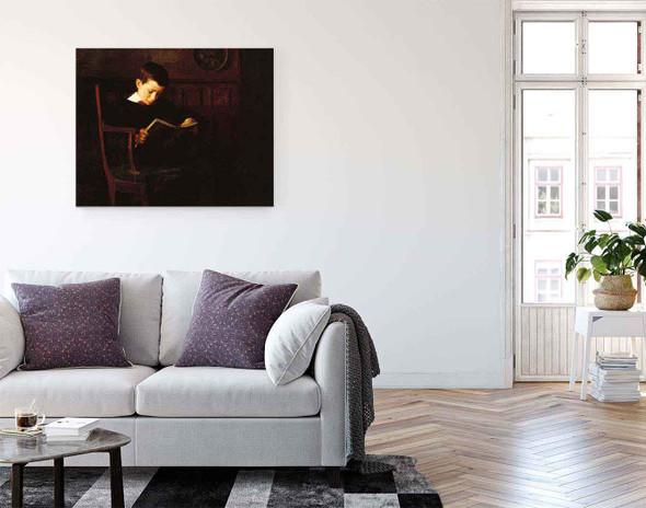 Phillip Van Ingen By Cecilia Beaux By Cecilia Beaux