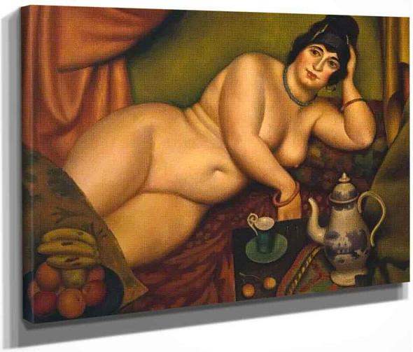 Queen Of Sheba By Mark Gertler