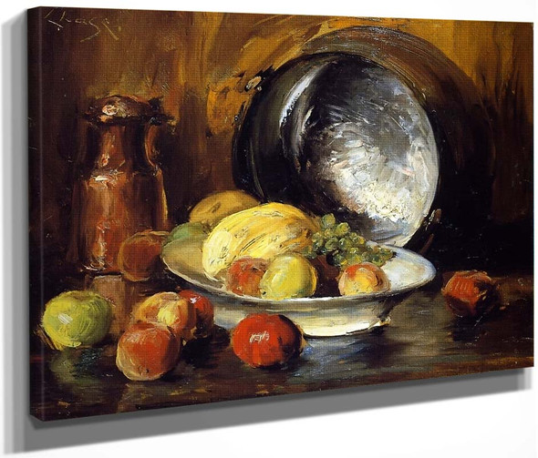 Sunlight And Shadow In Prospect Park2 By William Merritt Chase By William Merritt Chase